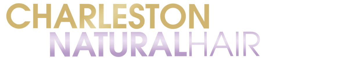 Charleston Natural Hair Expo Retina Logo